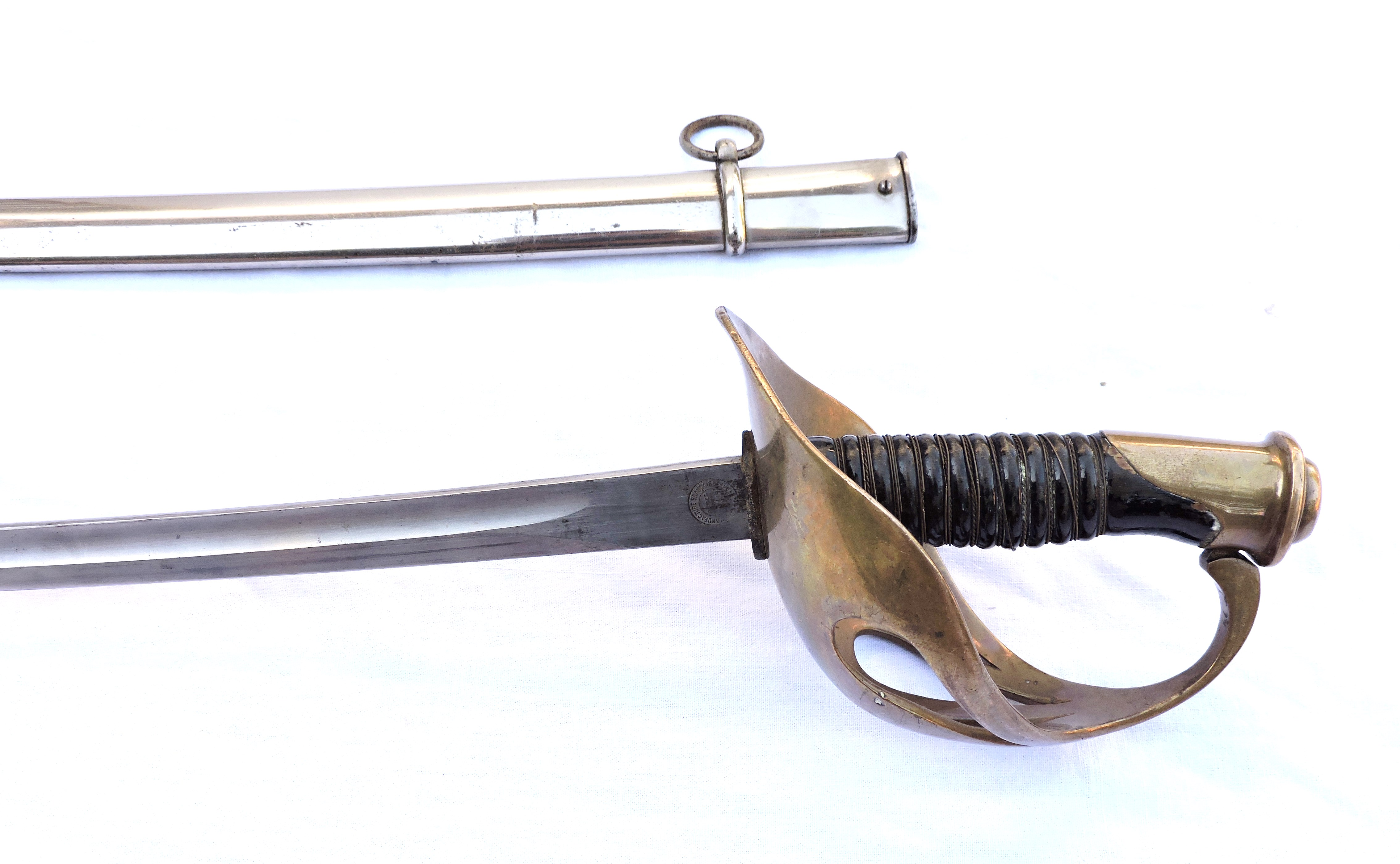 Sabre fantaisie manufacture d 39 armes et cycles de saint etienne - La manufacture saint etienne ...
