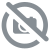 Blue jacket patched French work wear